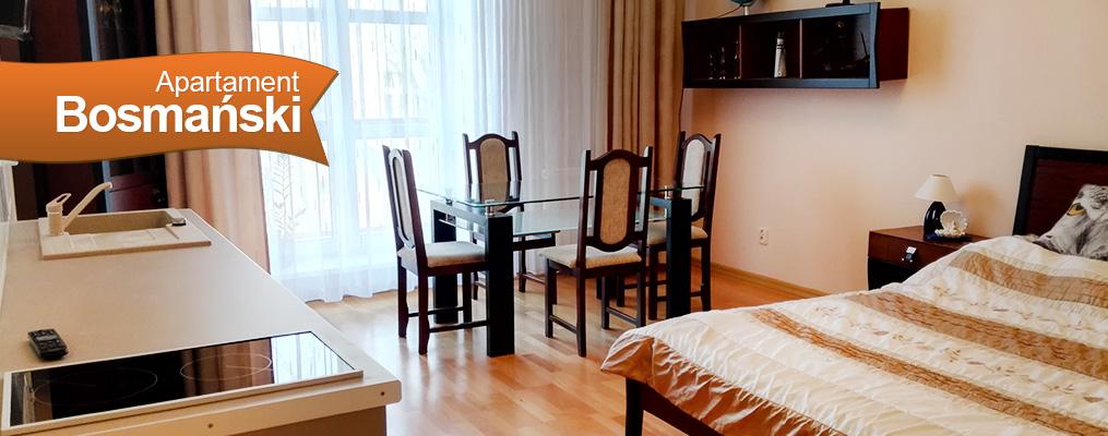 Apartament Bosmański